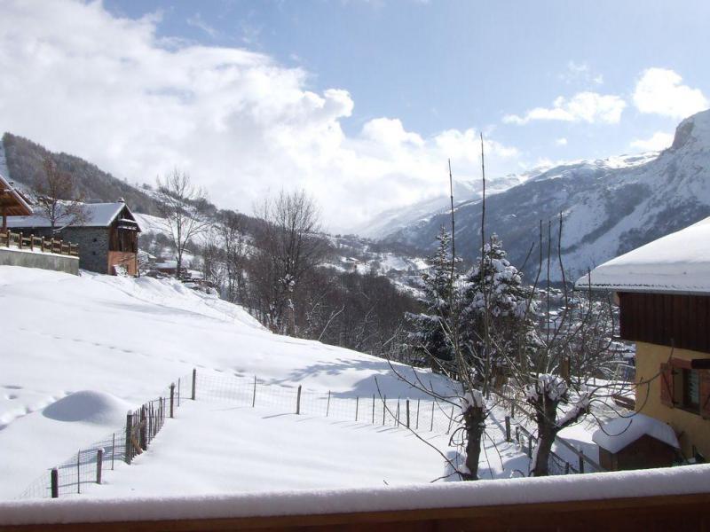 Vacaciones en montaña Chalet Marmotte - Saint Martin de Belleville - Invierno