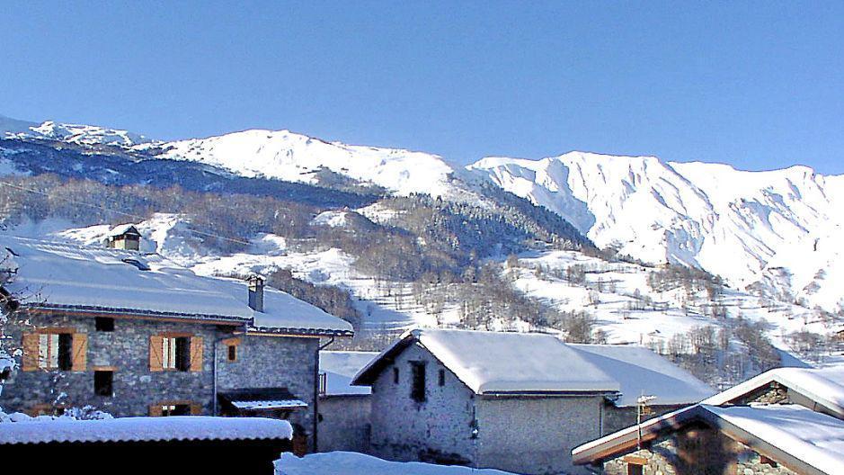 Шале Chalet Marmottes - Saint Martin de Belleville - Северные Альпы