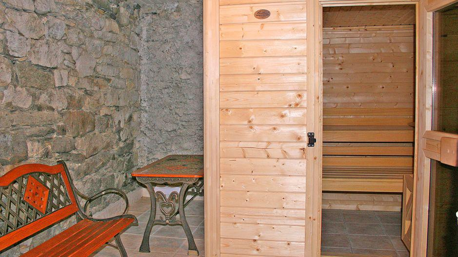 Location au ski Chalet Oursons - Saint Martin de Belleville - Sauna