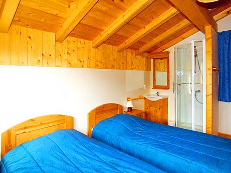Location au ski Chalet Paradis de St Martin - Saint Martin de Belleville - Chambre