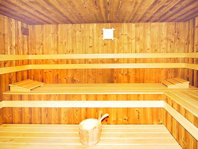 Location au ski Chalet Paradis de St Martin - Saint Martin de Belleville - Sauna