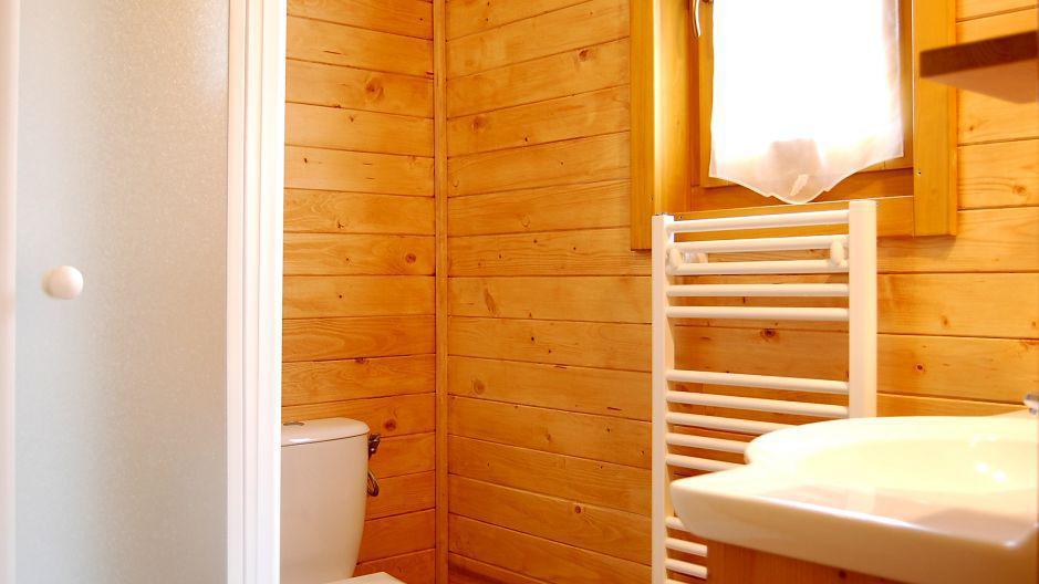 Alquiler al esquí Chalet Paulo - Saint Martin de Belleville - Cuarto de baño