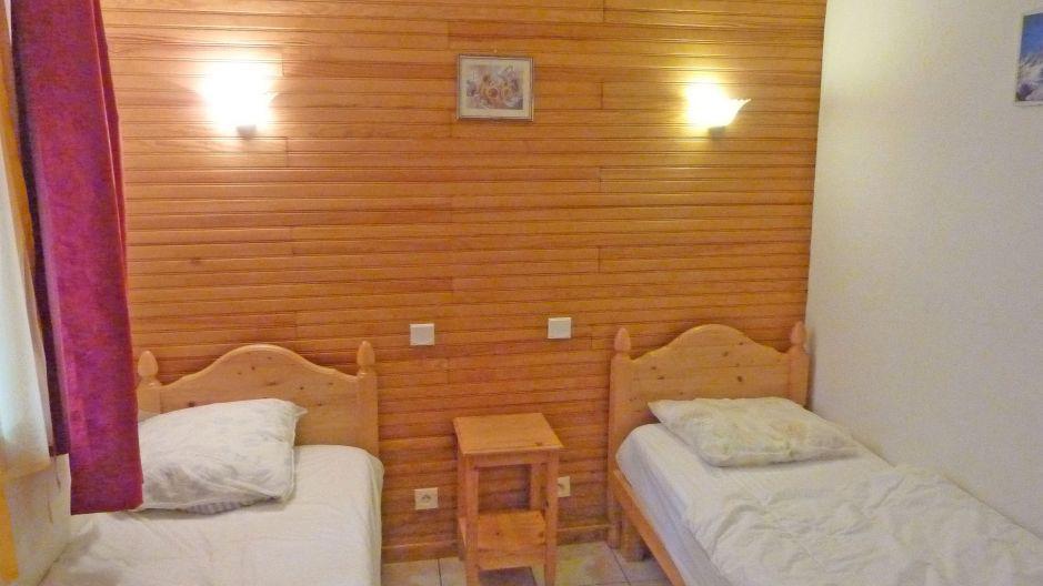 Location au ski Chalet Pépé Martin - Saint Martin de Belleville - Chambre