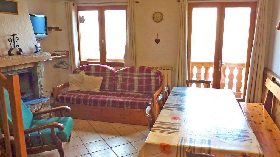 Location au ski Chalet Pépé Martin - Saint Martin de Belleville - Salle à manger