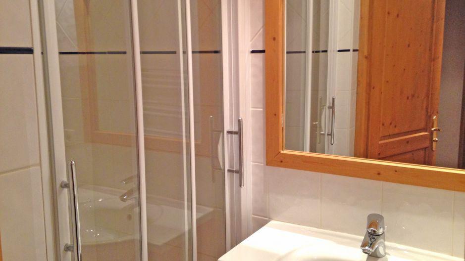 Alquiler al esquí Chalet Saint Marc - Saint Martin de Belleville - Cuarto de baño con ducha