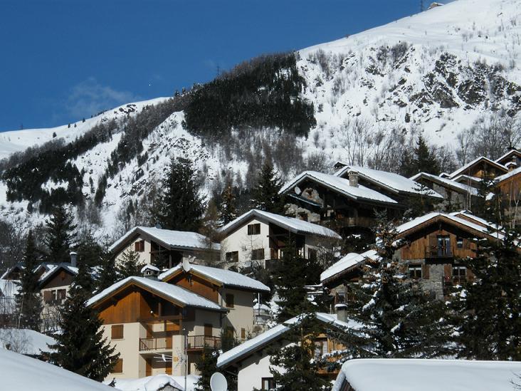 Vacaciones en montaña Chalet Villarencel - Saint Martin de Belleville - Invierno