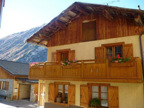 Location au ski Logement 3 pièces 5 personnes (BOTP) - Chalets les Varcins - Saint Martin de Belleville