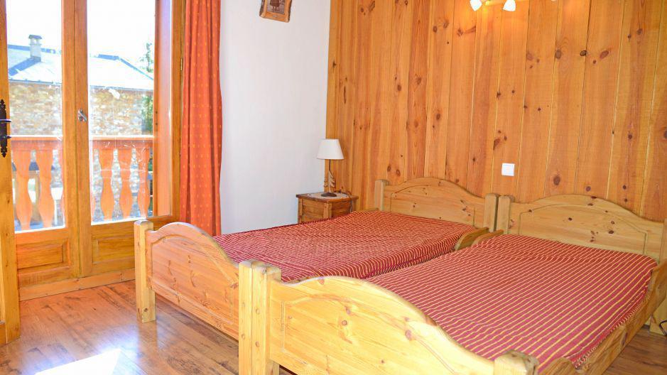 Alquiler al esquí Chalets Violettes - Saint Martin de Belleville - Habitación