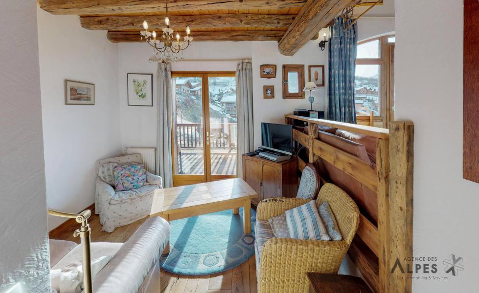 Location au ski Chalet triplex 6 pièces 10 personnes - Les Balcons de St Martin - Saint Martin de Belleville - Plan