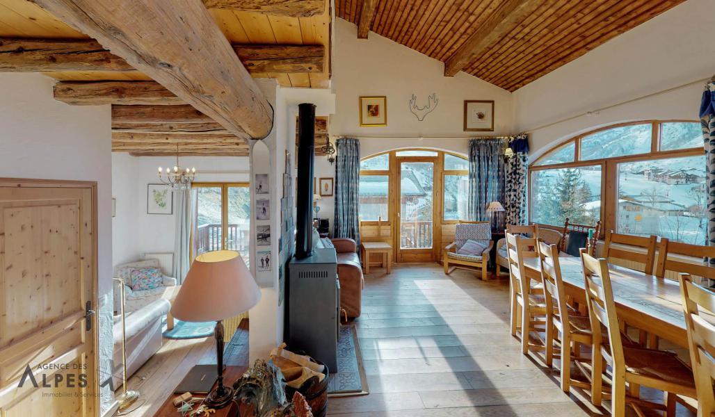 Location au ski Chalet triplex 6 pièces 10 personnes - Les Balcons de St Martin - Saint Martin de Belleville