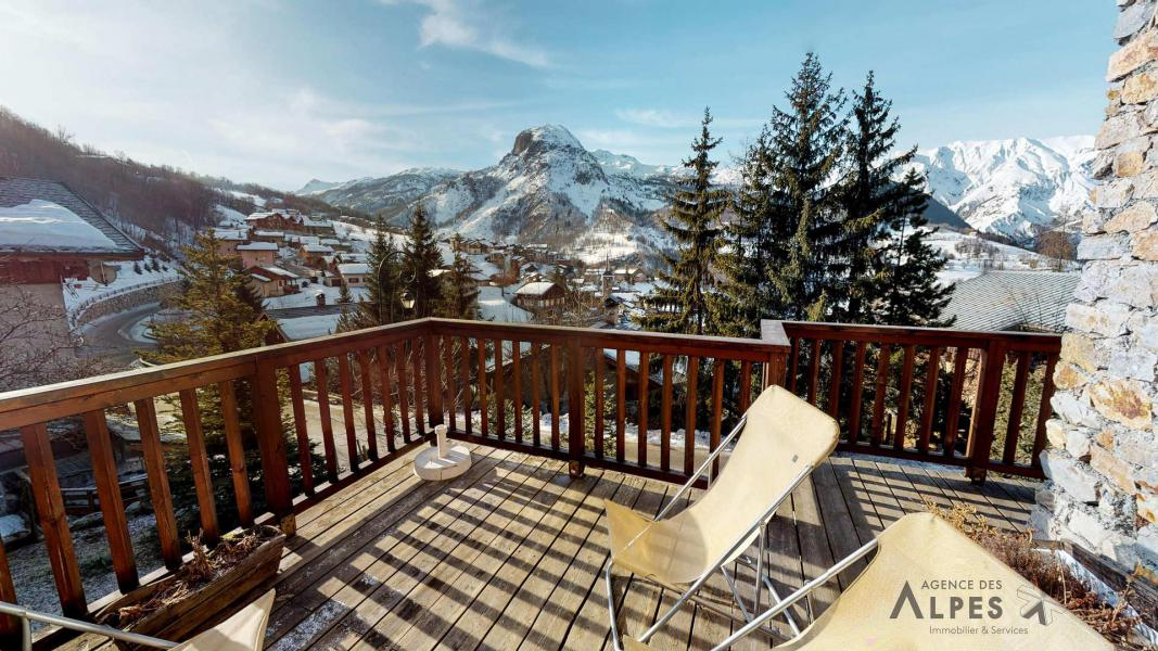 Wynajem na narty Domek górski triplex 6 pokojowy  dla 10 osób - Les Balcons de St Martin - Saint Martin de Belleville