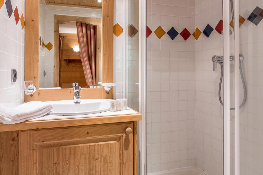 Skiverleih 3-Zimmer-Appartment für 6 Personen (C07) - Les Chalets du Gypse - Saint Martin de Belleville - Appartement