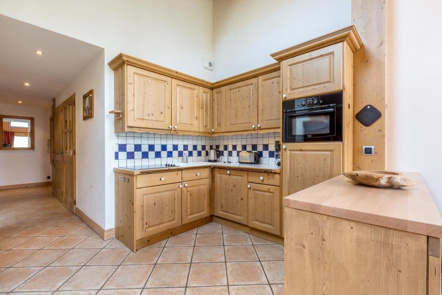 Skiverleih 4-Zimmer-Appartment für 8 Personen (B03) - Les Chalets du Gypse - Saint Martin de Belleville - Appartement