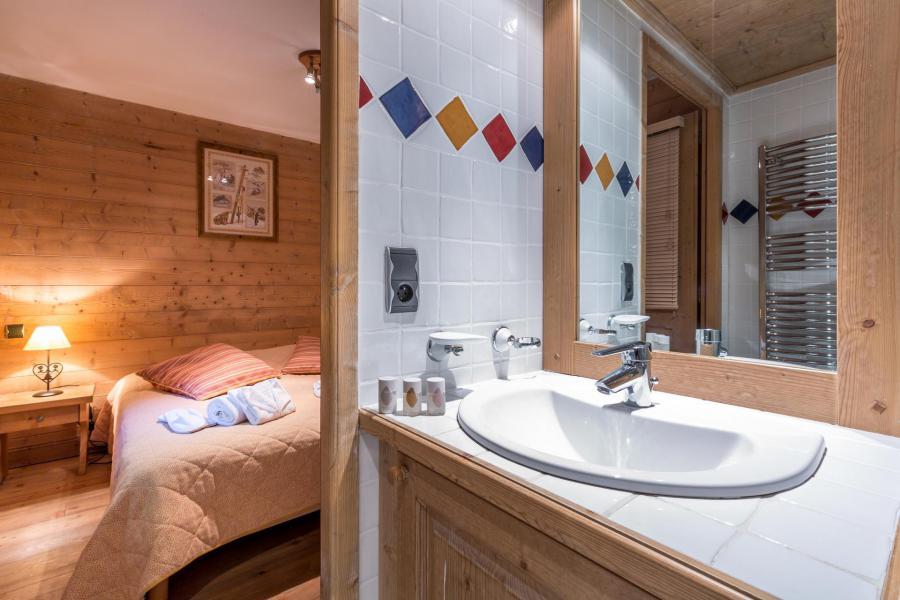 Skiverleih 4-Zimmer-Appartment für 8 Personen (C13) - Les Chalets du Gypse - Saint Martin de Belleville - Appartement
