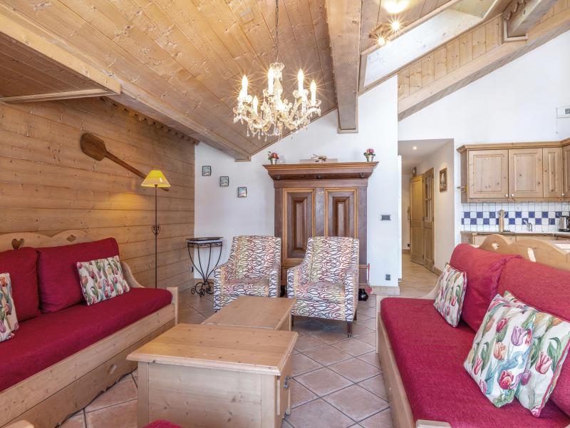 Skiverleih 4-Zimmer-Appartment für 8 Personen (B03) - Les Chalets du Gypse - Saint Martin de Belleville