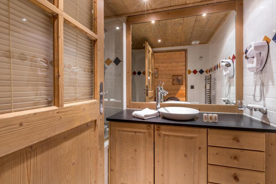 Skiverleih 6-Zimmer-Appartment für 10 Personen (A09) - Les Chalets du Gypse - Saint Martin de Belleville - Appartement