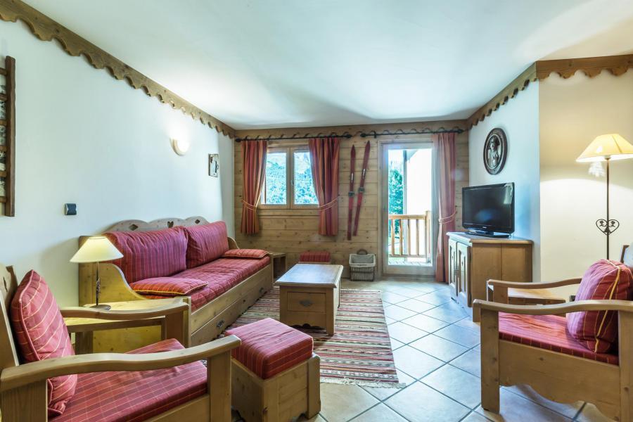 Skiverleih 3-Zimmer-Appartment für 6 Personen (C04) - Les Chalets du Gypse - Saint Martin de Belleville