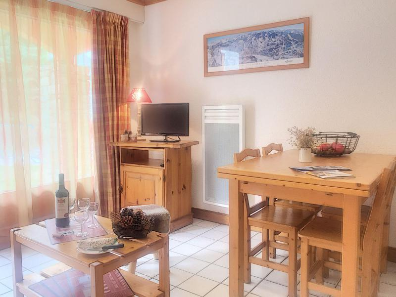 Wynajem na narty Apartament 2 pokojowy kabina 6 osób (A2) - Résidence Balcons de Tougnette - Saint Martin de Belleville