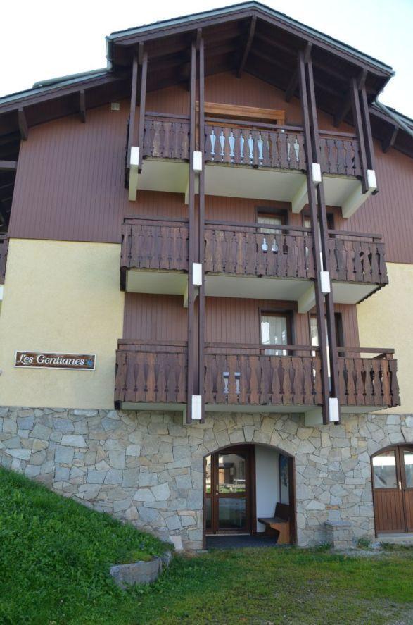 Location au ski Résidence Gentianes - Saint Martin de Belleville