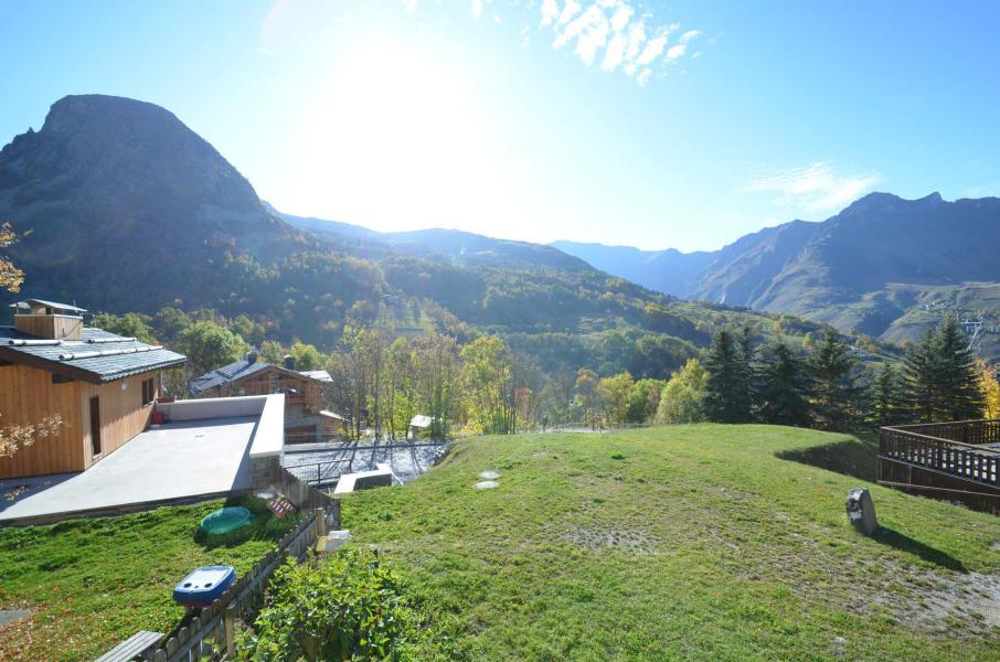 Location au ski Appartement duplex 4 pièces 6 personnes (A3) - Résidence Gentianes - Saint Martin de Belleville