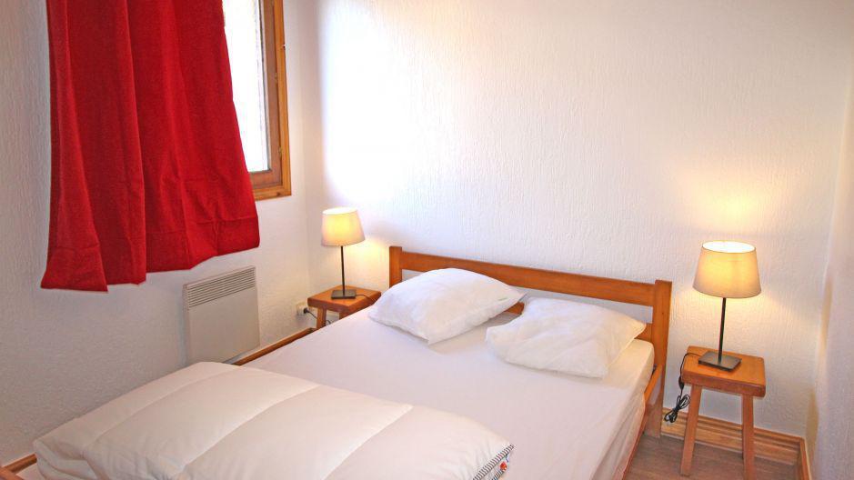 Location au ski Appartement 3 pièces 4 personnes (2) - Résidence la Voute - Saint Martin de Belleville - Chambre