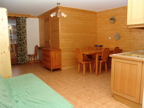 Location au ski Appartement 3 pièces 4 personnes (2) - Résidence la Voute - Saint Martin de Belleville - Cuisine