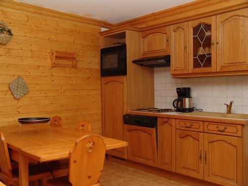 Location au ski Appartement 3 pièces 4 personnes (2) - Résidence la Voute - Saint Martin de Belleville - Kitchenette
