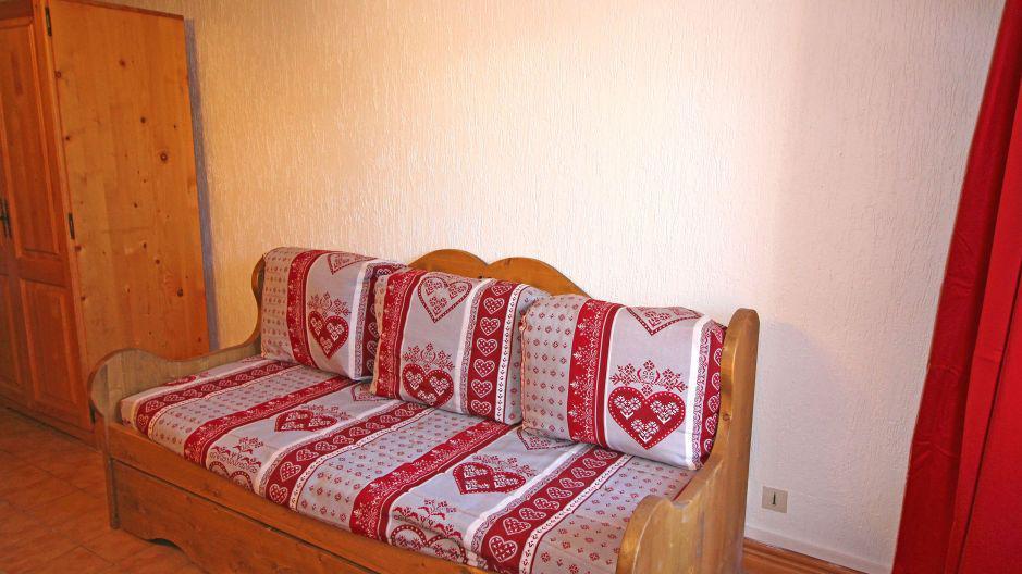 Location au ski Appartement 3 pièces 4 personnes (2) - Résidence la Voute - Saint Martin de Belleville - Séjour