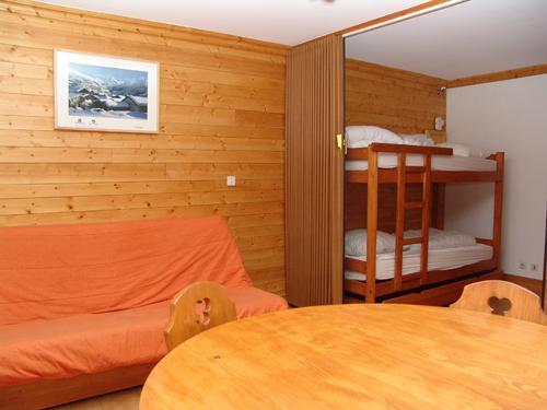 Location au ski Studio 4 personnes (1) - Résidence la Voute - Saint Martin de Belleville - Coin montagne