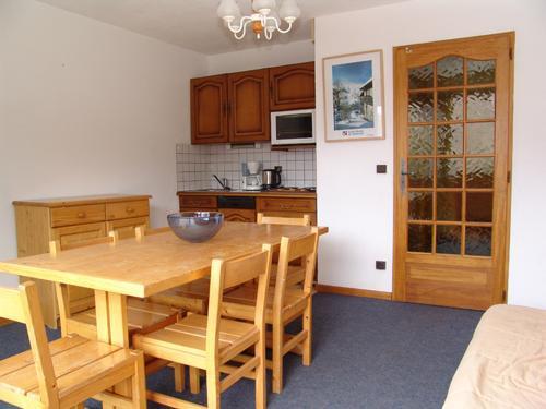 Location au ski Appartement 2 pièces 6 personnes - Résidence le Biolley - Saint Martin de Belleville - Kitchenette