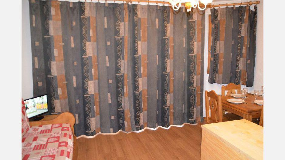 Location au ski Appartement 2 pièces 6 personnes - Résidence le Biolley - Saint Martin de Belleville - Séjour