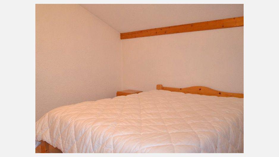 Location au ski Appartement 2 pièces 4 personnes (6) - Résidence les Coronilles - Saint Martin de Belleville - Chambre