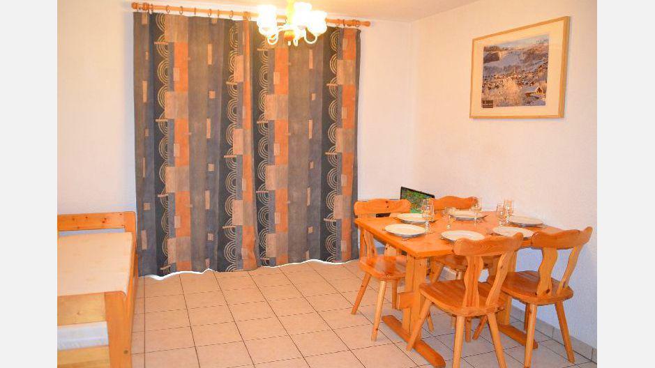 Location au ski Appartement 2 pièces 4 personnes (6) - Résidence les Coronilles - Saint Martin de Belleville - Séjour