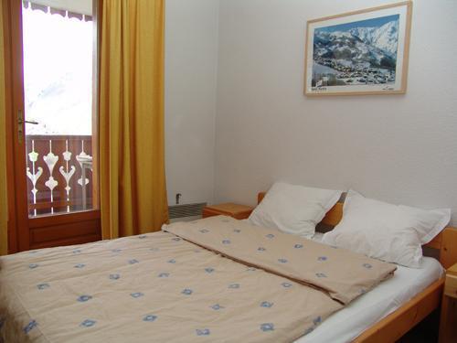 Location au ski Appartement 3 pièces 6 personnes (3) - Résidence les Coronilles - Saint Martin de Belleville - Lit double