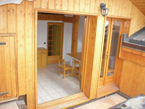 Location au ski Appartement 4 pièces 8 personnes (4) - Résidence les Coronilles - Saint Martin de Belleville - Balcon