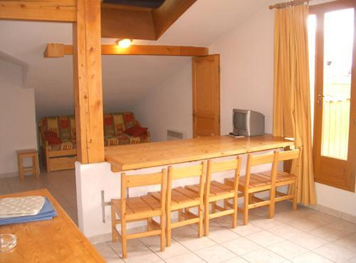 Location au ski Appartement 4 pièces 8 personnes (4) - Résidence les Coronilles - Saint Martin de Belleville - Coin repas