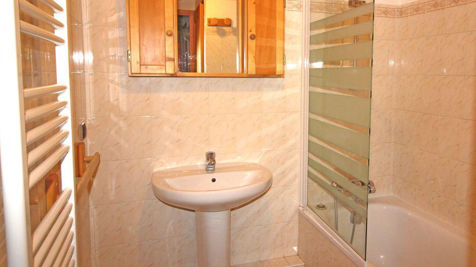 Location au ski Appartement 4 pièces 8 personnes (4) - Résidence les Coronilles - Saint Martin de Belleville - Salle de bains