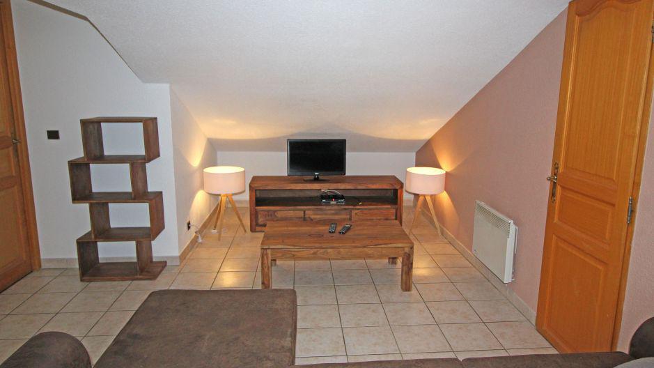 Location au ski Appartement 4 pièces 8 personnes (4) - Résidence les Coronilles - Saint Martin de Belleville - Séjour