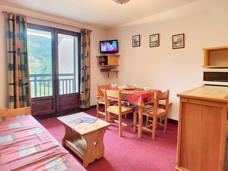 Wynajem na narty Apartament 2 pokojowy 4 osób (B4) - Résidence les Murgers - Saint Martin de Belleville