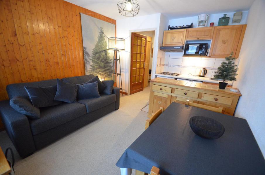Location au ski Appartement 2 pièces 4 personnes - Résidence Murgers - Saint Martin de Belleville - Séjour