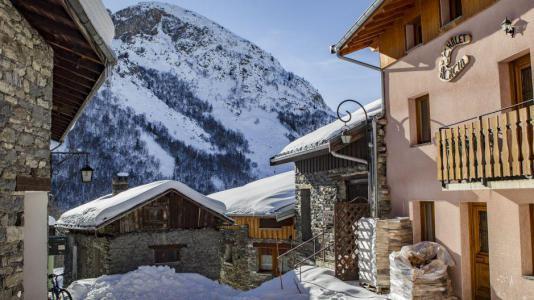 Location au ski Chalet Acacia - Saint Martin de Belleville - Extérieur hiver