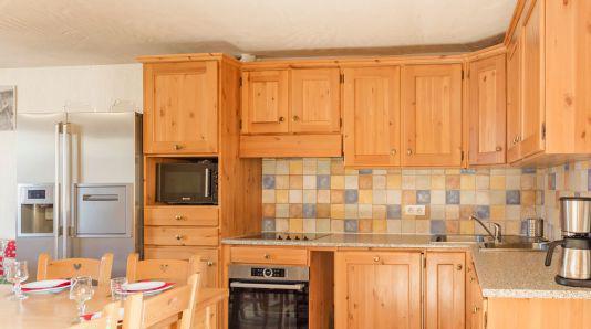 Location au ski Appartement 5 pièces 10 personnes (5) - Chalet Acacia - Saint Martin de Belleville - Appartement