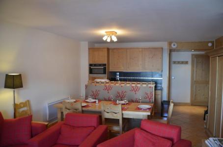 Location au ski Appartement 4 pièces 6 personnes (12) - Chalet Adele - Saint Martin de Belleville - Kitchenette