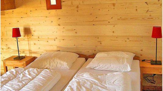 Rent in ski resort Chalet Balcons Acacia - Saint Martin de Belleville - Bedroom