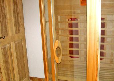 Location au ski Chalet 8 pièces 14 personnes - Chalet Balcons Acacia - Saint Martin de Belleville - Sauna