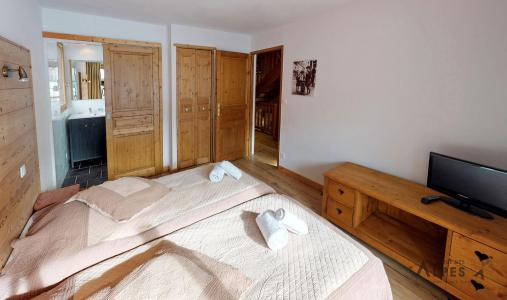 Location au ski Chalet 10 pièces 18 personnes (LET) - Chalet de la Villette - Saint Martin de Belleville - Chambre