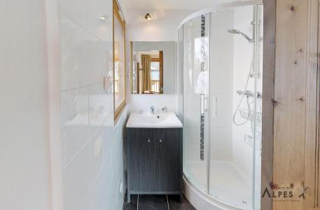 Location au ski Chalet 10 pièces 18 personnes (LET) - Chalet de la Villette - Saint Martin de Belleville - Lit double
