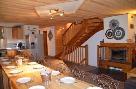 Location au ski Chalet 10 pièces 20 personnes (LET) - Chalet De La Villette - Saint Martin de Belleville - Appartement