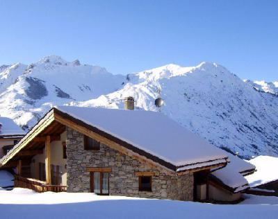 Verleih  : Chalet des Encombres winter