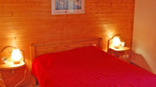 Rent in ski resort 6 room duplex apartment 10 people - Chalet Gremelle - Saint Martin de Belleville - Bedroom